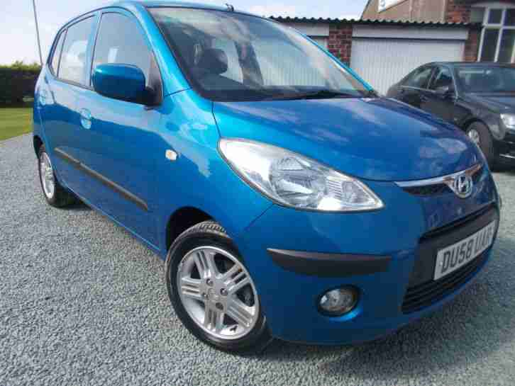 58 PLATE HYUNDAI I10 COMFORT LOVELY CAR LOW MILES