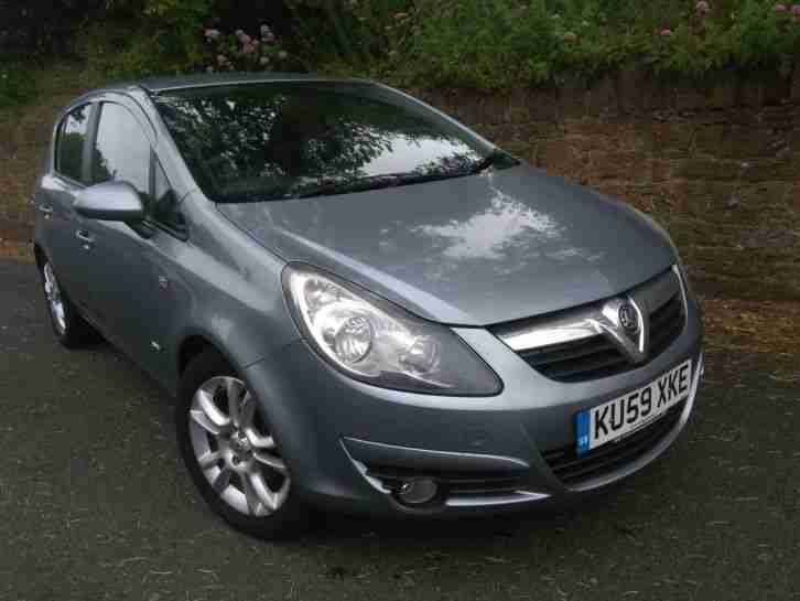 (59) 2009, VAUXHALL CORSA 1.3 CDTI , £30 YEAR ROAD TAX ,60 mpg, LOW INSURANCE