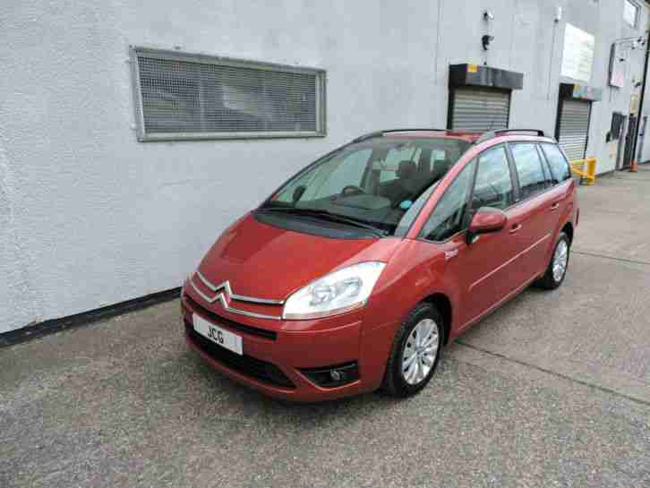 59 Grand C4 Picasso 1.6HDi EGS VTR+