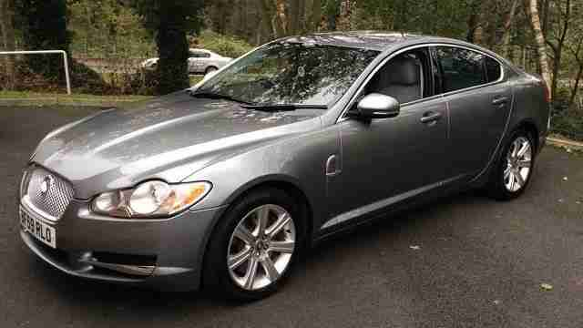 59 Plate 2009 Jaguar XF Luxury V6 AUTOMATIC
