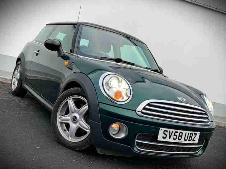 Mini 6 Month Warranty Hatch Cooper D 2009 16 Diesel Low Mileage