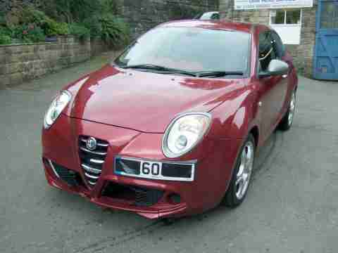 60 REG 2010 MITO JUNIOR 1.4 16V