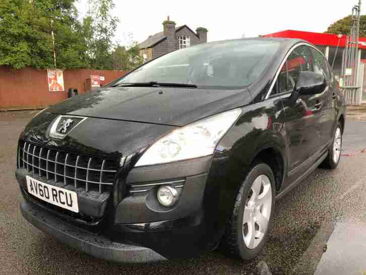 60 plate 3008 Crossover 1.6HDi (