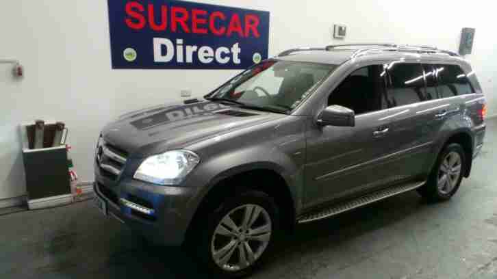 61 Plate Mercedes Benz GL350 3.0CDI (265bhp) Blue Efficency Auto 7 Seater 77k