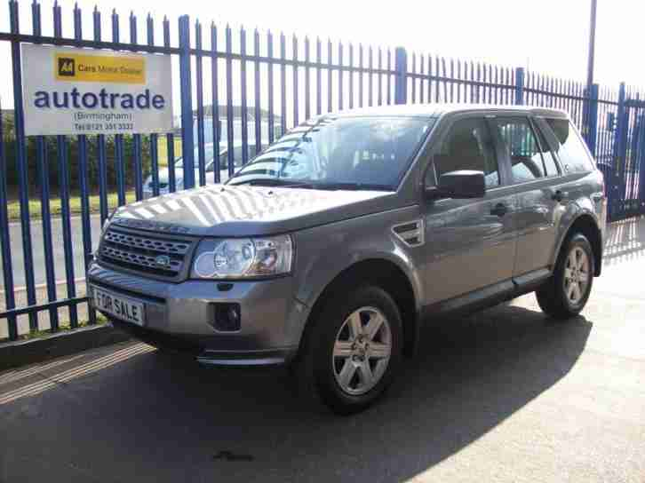 2012 Land. Land & Range Rover car from United Kingdom