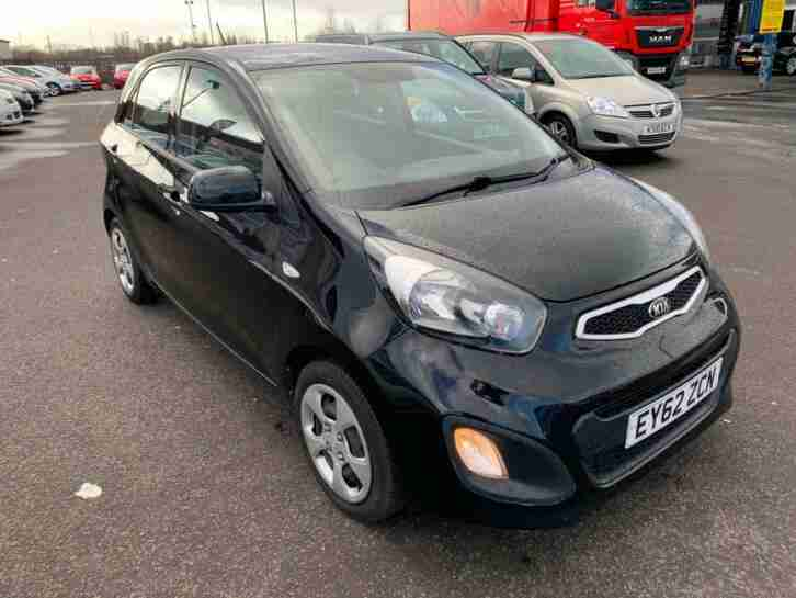(62) Kia Picanto 1.0 ( 68bhp ) , mot - March 2020 , only 45,000 miles from new