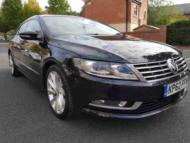 62 Plated CC 2.0TDI Saloon Full