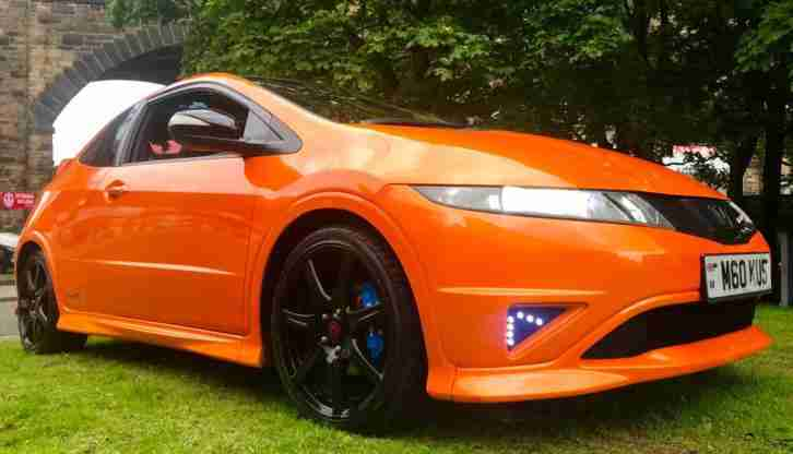 66200 MILES 2007 HONDA CIVIC TYPE R SEATS SUSPENSION WHEELS BODY KIT (TYPE S GT