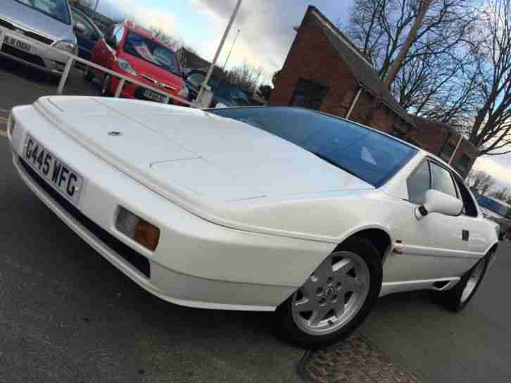 89 G Esprit HC Model PETROL MANUAL