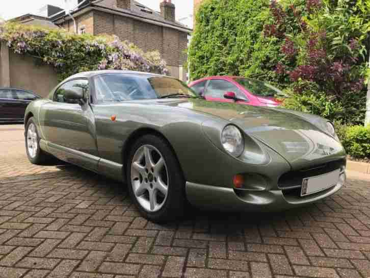 TVR '99 Cerbera. TVR car from United Kingdom