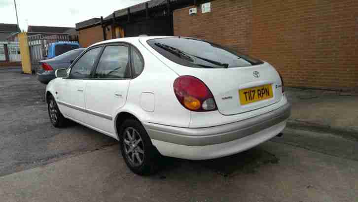 99T TOYOTA COROLLA 1.6 GLS 5 DR AUTOMATIC **56,000 MILES**