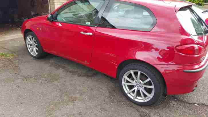 alfa romeo 147 lusso ti 1 6 twin spark re listed due to messers car for sale. Black Bedroom Furniture Sets. Home Design Ideas