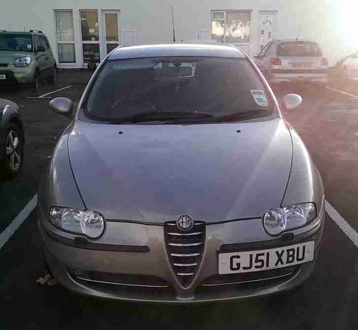 Alfa Romeo 147 T SPARK LUSSO GREY NEW CAMBELT. Car For Sale
