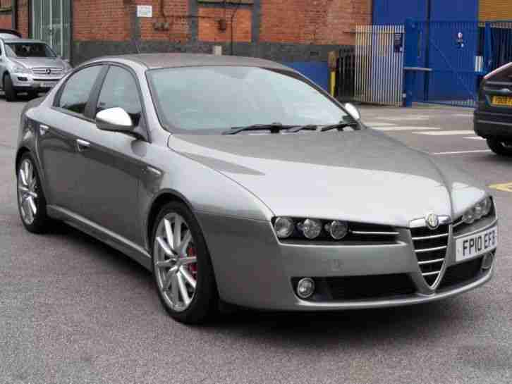 alfa romeo 159 2 0 jtdm 16v ti 170 car for sale. Black Bedroom Furniture Sets. Home Design Ideas