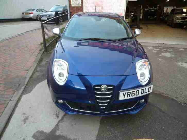 ALFA ROMEO MITO 1.4 TURBO 135 bhp VELOCE NIL DEPOSIT FINANCE WARRANTY INCLUDED