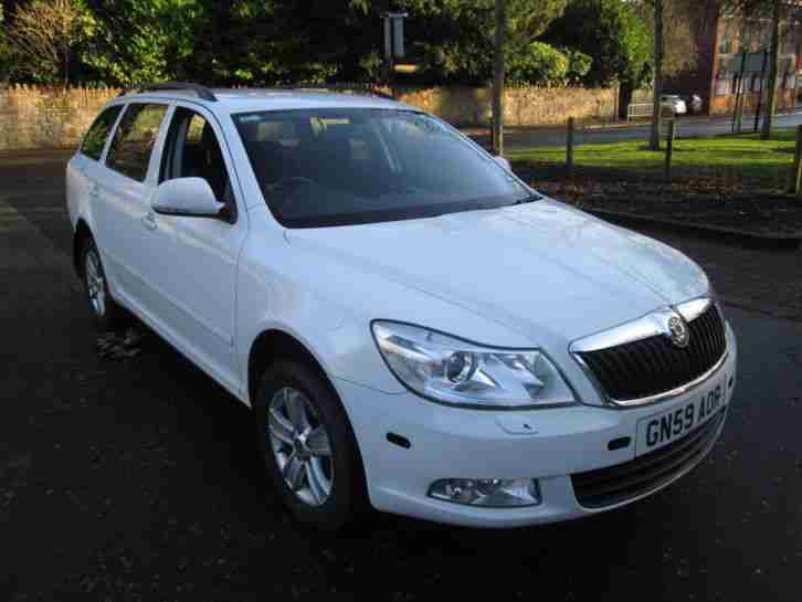 ALMOST 2010 MODEL OCTAVIA 2.0 TDI 4X4