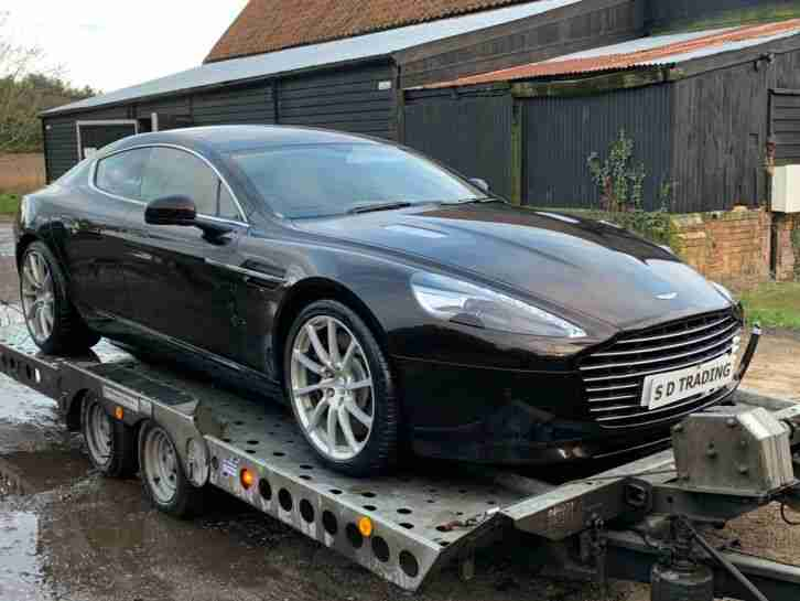 Aston Martin RAPIDE. Aston Martin car from United Kingdom