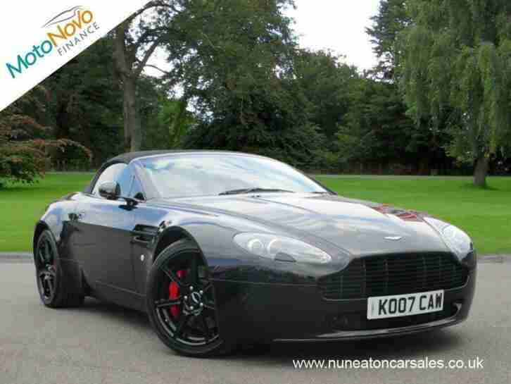 Aston Martin V8. Aston Martin car from United Kingdom