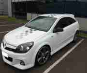 ASTRA VXR NURBURGRING 318BHP LEATHERS XENONS ONLY 74K FSH EXCELLENT CONDITION