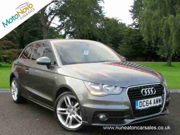 A1 TDi 105 Start Stop S Line Grey Manual