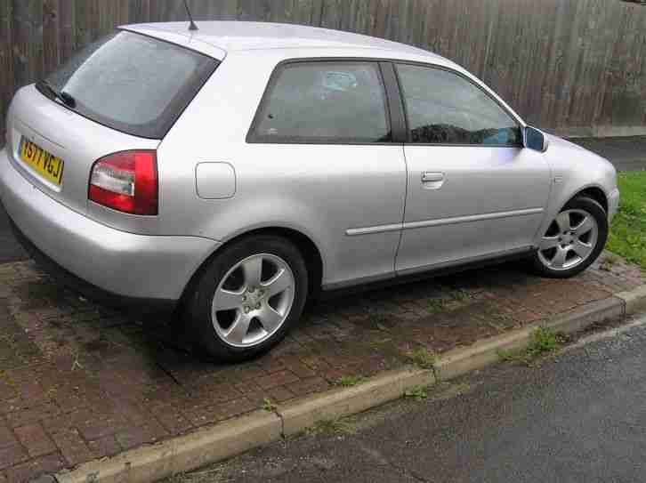 Audi A3 1.8T SPORT 2001. Car For Sale
