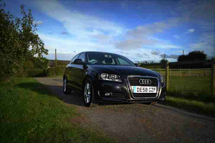 AUDI A3 SE 138 TDI Diesel AUTOMATIC DSG Face Lift Model 2008