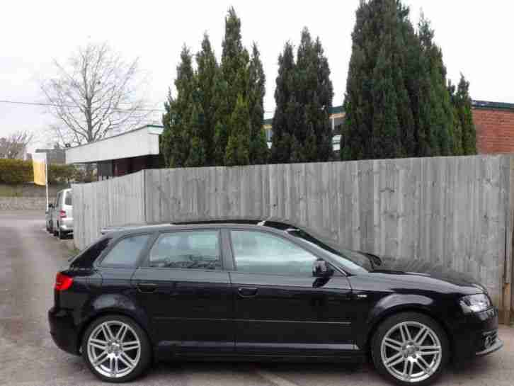 audi a3 tdi s line 170bhp 2008 diesel manual in black car for sale rh bay2car com 1999 Audi A3 Diesel Audi A4 Diesel