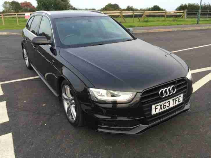 audi a4 2 0 tdi s line auto avavnt cat d damaged repaired. Black Bedroom Furniture Sets. Home Design Ideas
