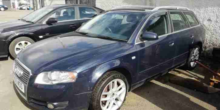 A4 AVANT ESTATE, SPARES OR REPAIR