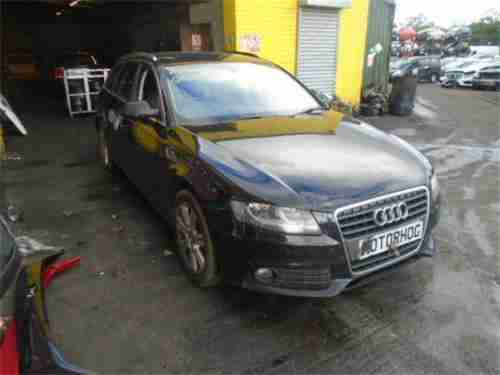 AUDI A4 B8 S LINE BLACK EDITION ESTATE 2008 2014 BREAKING SPARES DOORS AIRBAG