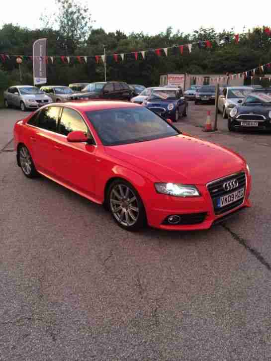 Ebay audi a4 avant tdi s line quattro black edition for sale