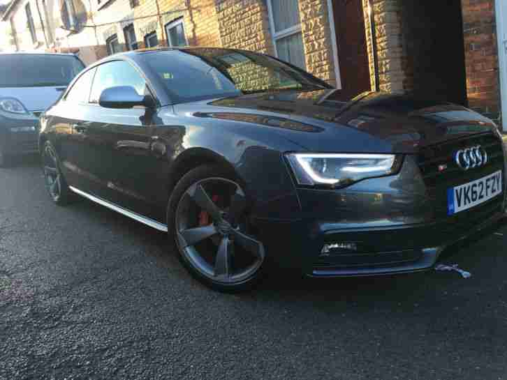 Audi a5 2 0 tdi quattro s line black edition r s5 replica damaged - Audi a5 coupe s line black edition for sale ...