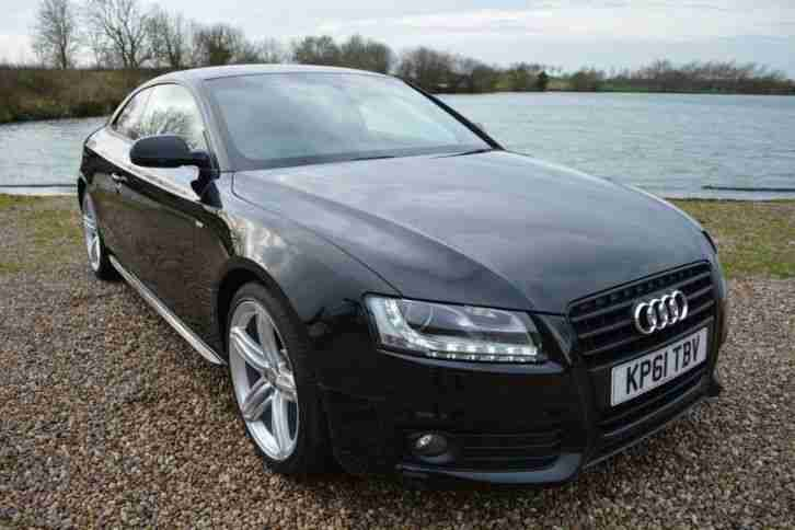 Audi a5 s line black edition 2 0tfsi 2012 car for sale - Audi a5 coupe s line black edition for sale ...