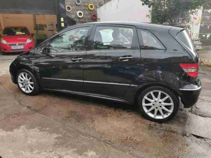 *AUTOMATIC*MERCEDES BENZ B CLASS CDI-DIESEL EXAMPLE-LONG MOT-LOW MILEAGE-55 MPG