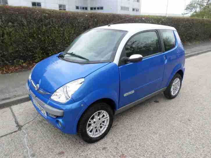 Aixam Mega City Electric Car. car for sale