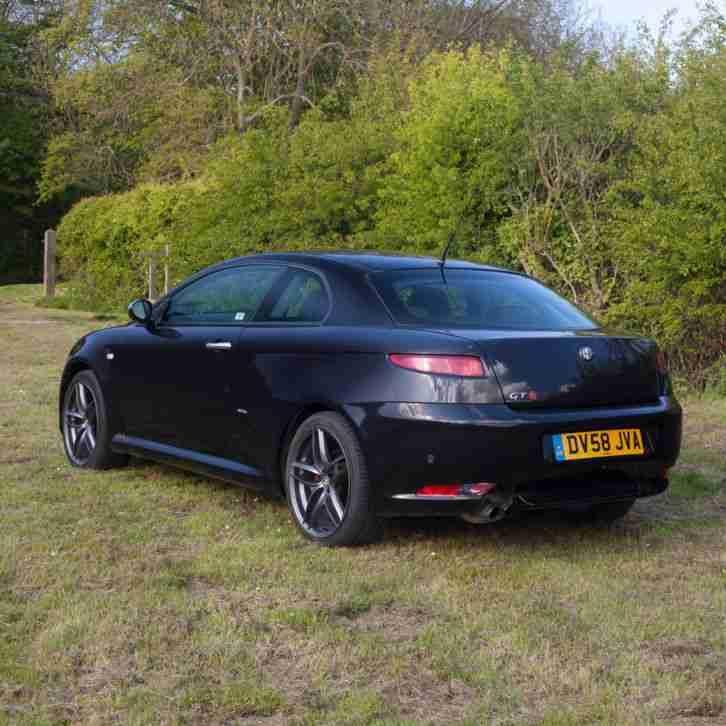 Alafa Romeo GT 1.9 JTDM Cloverleaf Black 89,000miles. Car
