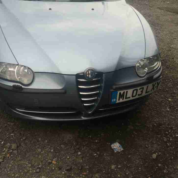 Alfa Romeo 147 1.6 T.Spark Lusso BREAKING FOR SPARES AND