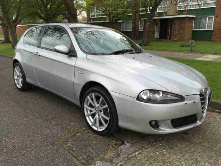 alfa romeo 147 jtdm lusso ti 150 special edition m jet full car for sale. Black Bedroom Furniture Sets. Home Design Ideas