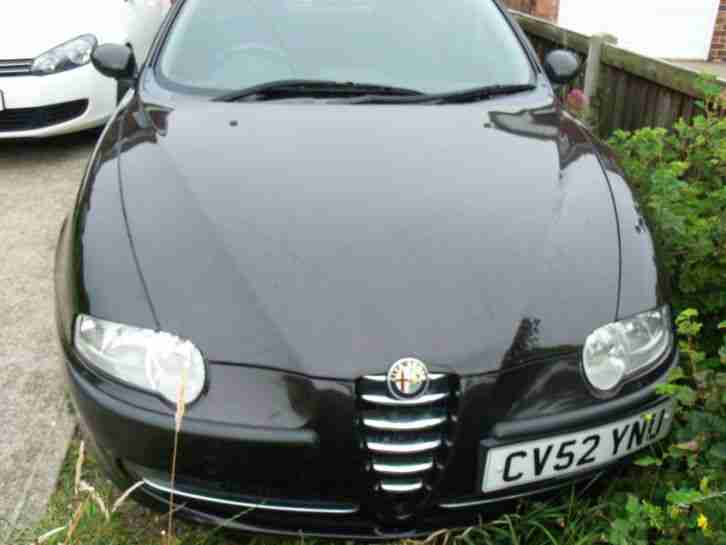 Alfa Romeo . Alfa Romeo car from United Kingdom