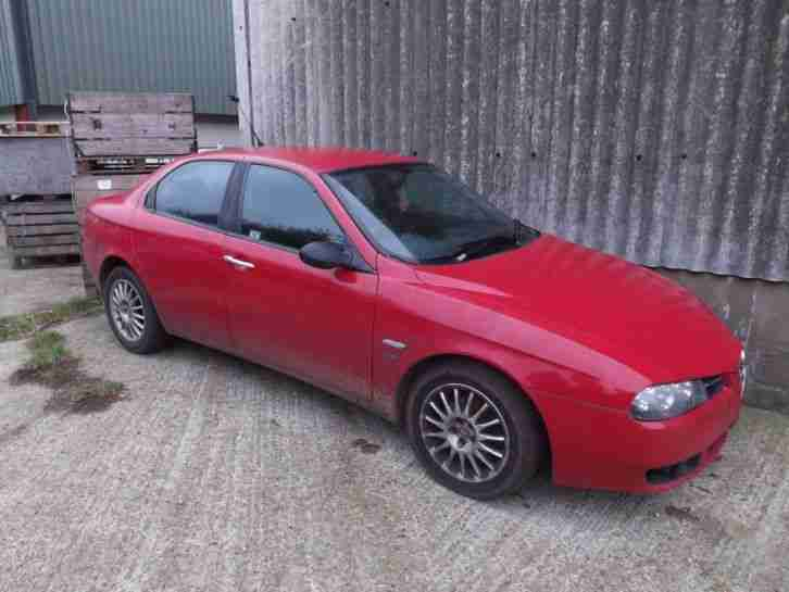 156 16v Lusso 2005 (55) Spare or