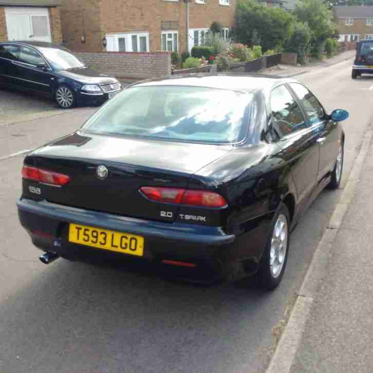 Alfa Romeo 156 2 T Spark. Car For Sale