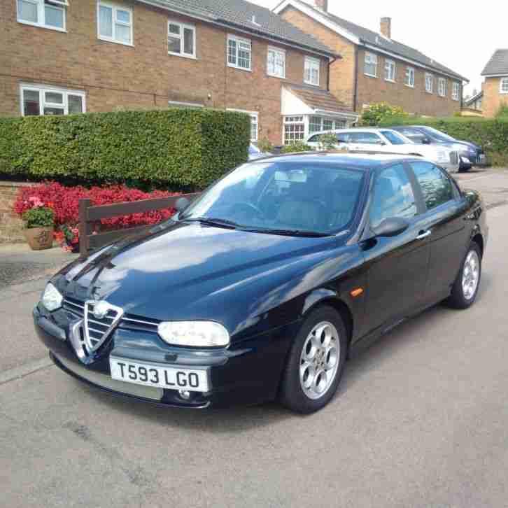 Alfa Romeo 156 2 T Spark. Car For Sale