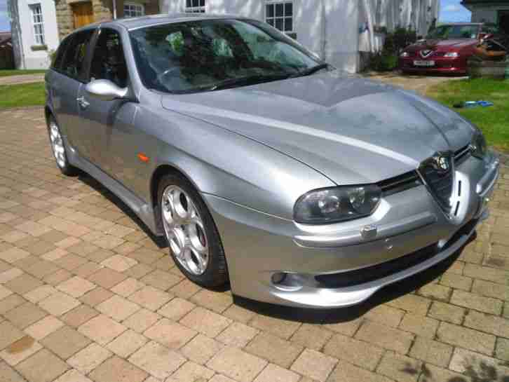 alfa romeo 156 gta sw car for sale. Black Bedroom Furniture Sets. Home Design Ideas