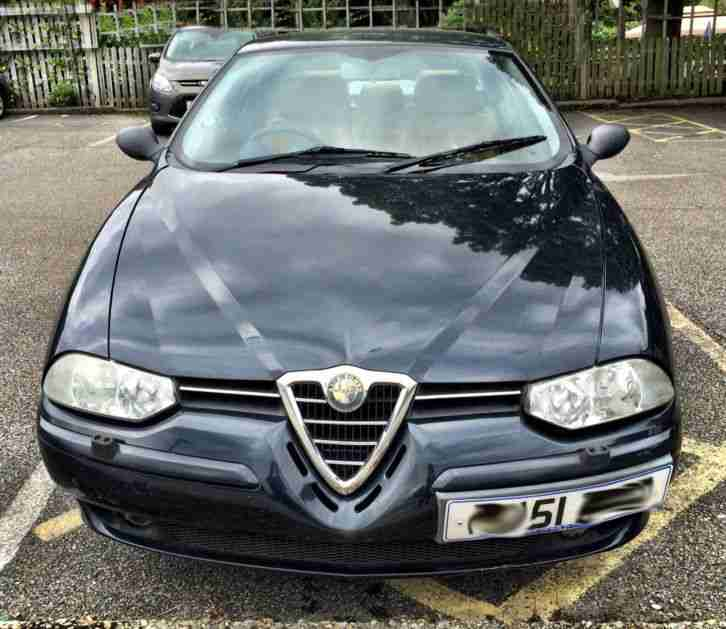 Alfa Romeo 156 T Spark. Car For Sale