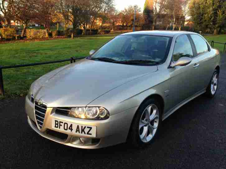 Alfa Romeo 156 Veloce 16v M Jet Jtd Car For Sale
