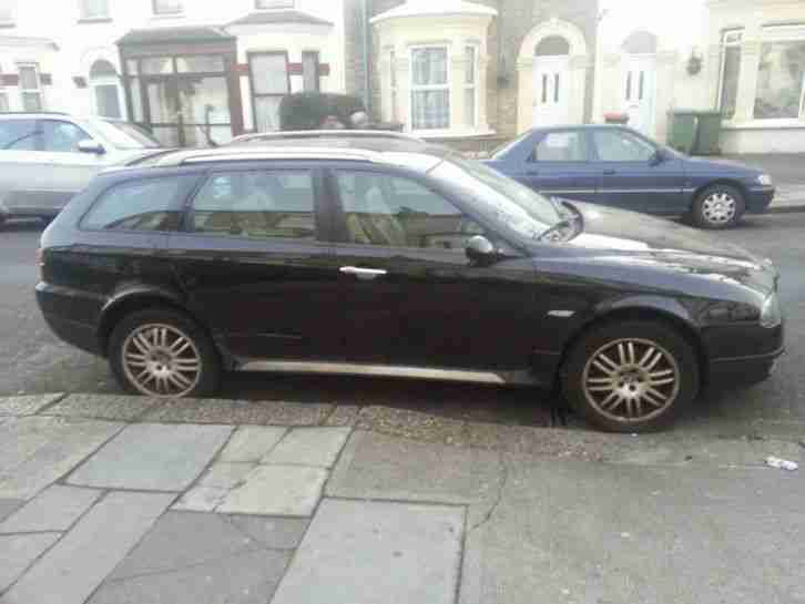 Alfa Romeo Crosswagon Q7 4x4 (2005) - the ONLY in the UK