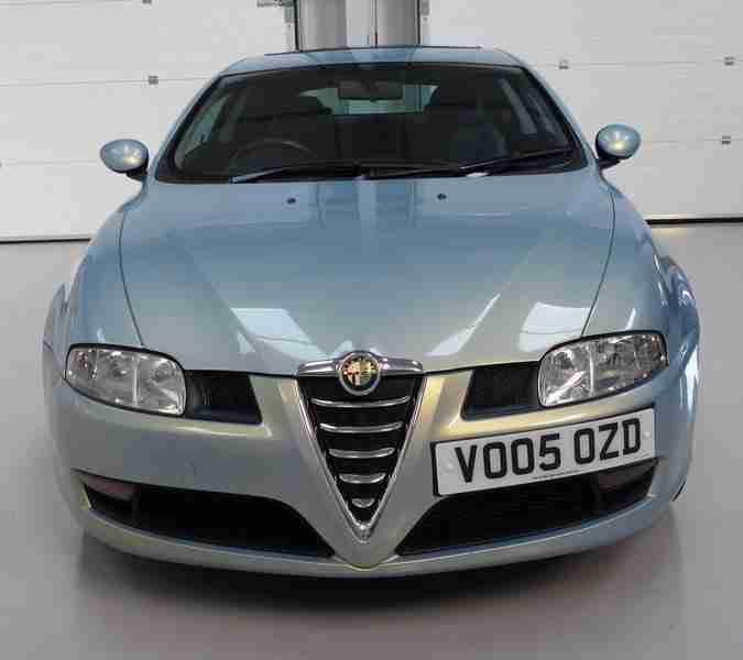 Alfa Romeo GT 3.2 V6 24V 236 BHP !! 2005 05 REG. Car For Sale