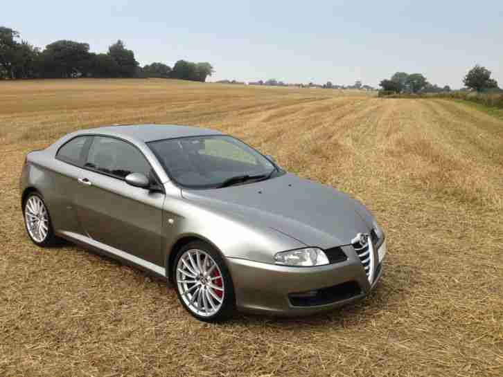 alfa romeo gt with upgrades car for sale. Black Bedroom Furniture Sets. Home Design Ideas