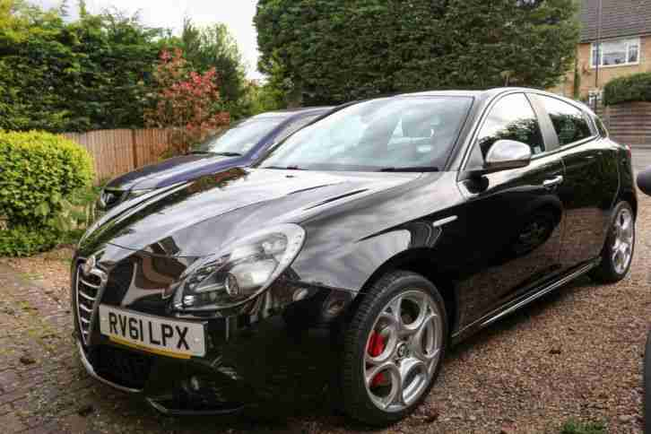 alfa romeo giulietta 1 4 tb multiair 170bhp veloce car for sale. Black Bedroom Furniture Sets. Home Design Ideas