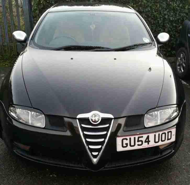 Alfa Romeo Gt Selespeed CUSTOM 16 Valve 2 Litre 54 Plate